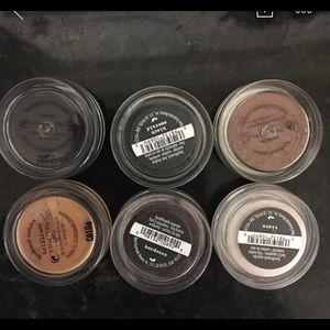 Bare Minerals Eye Shadow bundle